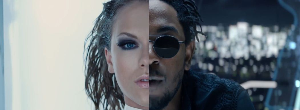 taylor swift bad blood music video featuring kendrick lamar