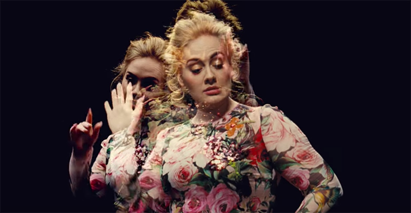 adele send my love to your new lover music video review
