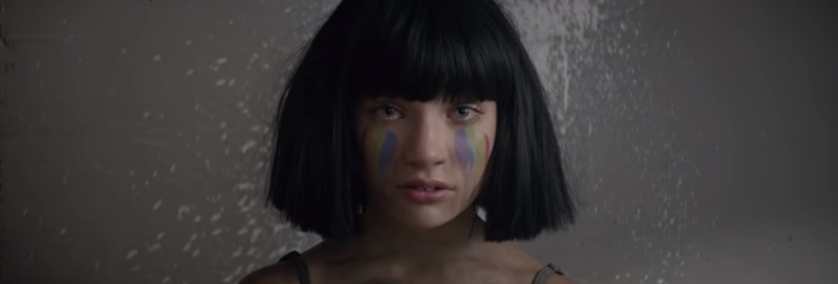 sia the greatest music video lyrics review