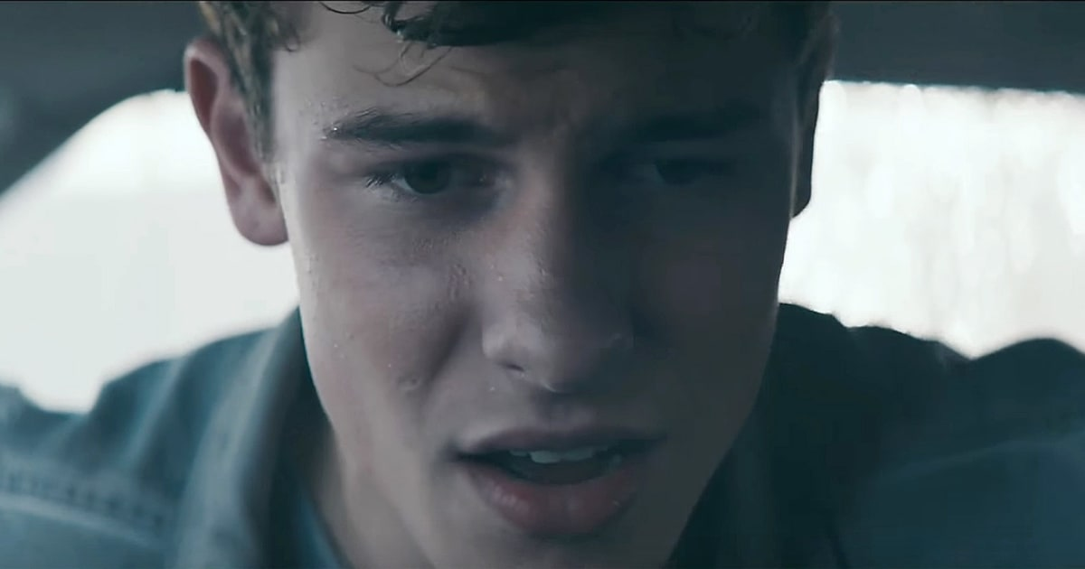 shawn mendes mercy music video