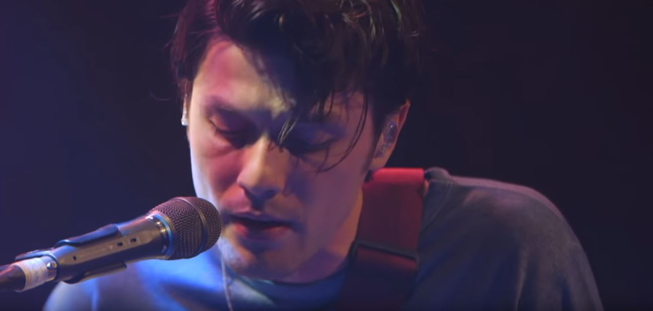 taylor swift delicate cover james bay live