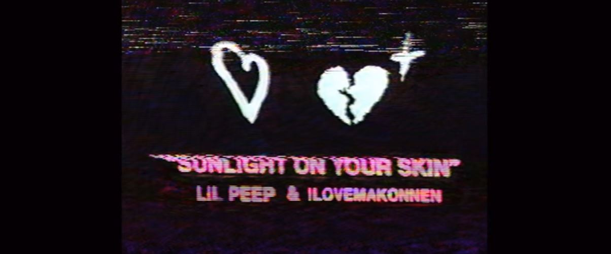 lil peep sunlight on your skin ILoveMakonnen lyrics audio