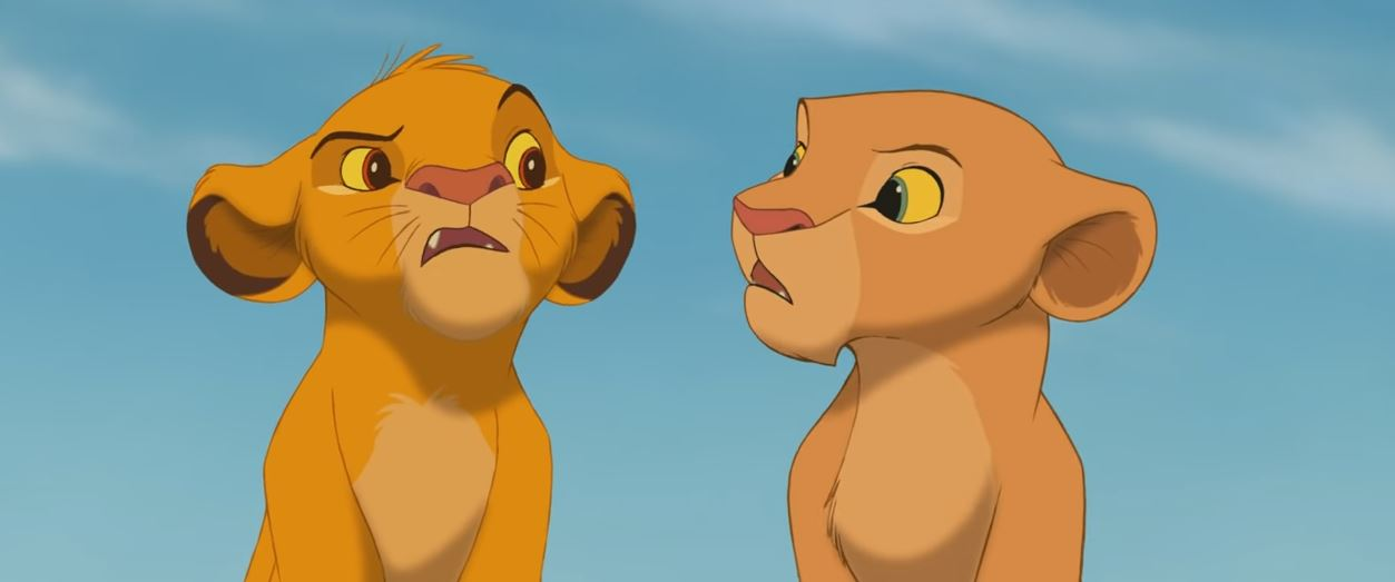 the lion king i just can't wait to be king lyrics meaning