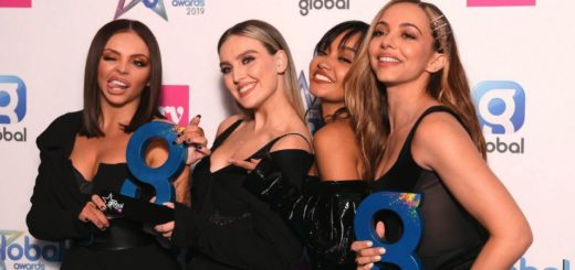 little mix woman like me think about us live the global awards 2019