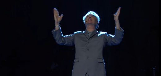 talking heads david byrne once in a lifetime